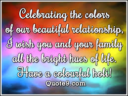 celebrating the colors of beautiful holi sms and quotes n