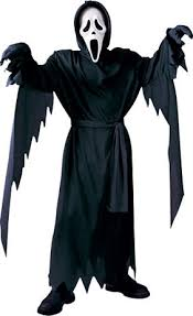 Call Duty Ghosts Halloween Costumes Scream Bleeding Ghost Face Costume Boys Party