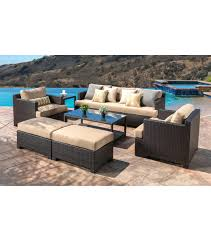 patio ideas deep seating bullnose deep seating outdoor chair