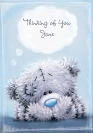 thinking of you cards me to you thinking of you card