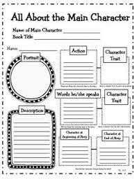 common core reading graphic organizers for literature grades 3 5