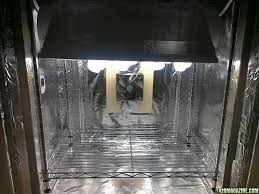Glass Blowing Ventilation New Grower What U0027s The Best Way To Vent This Small Sterilite Cabinet