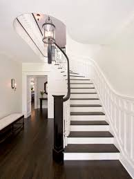 Cheap Banister Ideas Wood Stair Railing Ideas Houzz