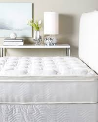Hotel Mattress Topper W Pillow Top Bed W Hotels The Store