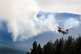 Wild Fire Danger by Fire Danger Reaches Critical Stage With No Relief In Sight Local