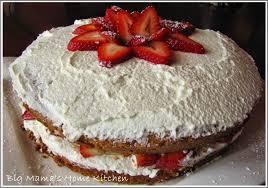 big mama u0027s home kitchen strawberry country cake