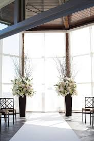 wedding altar flowers altar pinteres