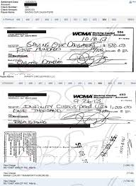 501 C 3 Donation Receipt Exclusive Proof That Kenya Moore Did Donate To U0027saving Our