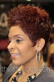 hair color black women over 50 short hair rocks rhinestones short hot and spicy hairstyles