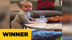 Winning Baby Meme - baby doesn t follow the rules afv youtube