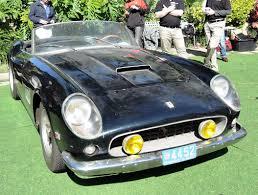 Ferrari California 1950 - cavallino classic xxv the auto blonde