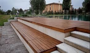 piastrelle balcone esterno bellezza dei pavimenti per esterni a venezia