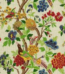 use the richloom studio home decor print fabric 54 to infuse