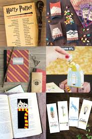 Harry Potter Designs Magical Harry Potter Printables Games Party Decor