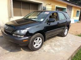 lexus rx300 for sale in nigeria 1999 lexus rx300 at give away price cars lagos mainland lagos
