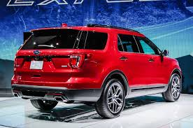 Ford Explorer 2016 - 2016 ford explorer pricing revealed in build your own