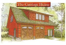 Carriage House Building Plans The Carriage House Plan Log Homes Of America