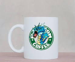 gyarados pokemon anime coffee mugs set cup sizes 11 oz u002615 oz