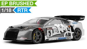 exceed rc 1 18 mad pulse brushed race car ready to run grey rc