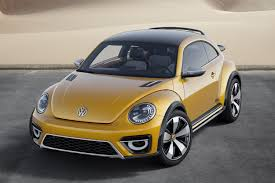 bug volkswagen 2016 the beetle dune is a built for battle baja bug