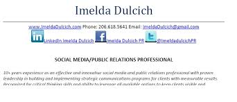 How To Put Resume On Linkedin The Senior Chronicles Part Iv Should You Put Social Media On
