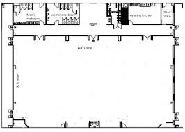 layout of facility olde dominion agricultural foundation