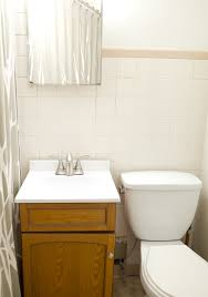 Easy Bathroom Makeover Farmhouse Style Bathroom Makeover In One Weekend Hello Farmhouse
