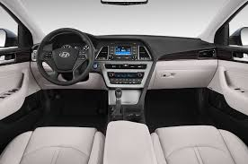 2015 hyundai sonata cockpit interior photo automotive com
