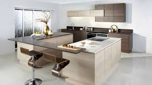 Latest Modern Kitchen Design by Kitchen Contemporary Two Tone Kitchen Cabinets With Two Tone