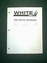 white mtd roto boss 550 rear tine roto tiller model 21a 447 190