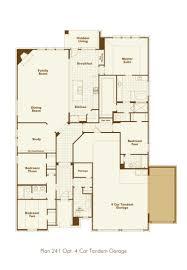 highland homes floor plans new home plan 241 in argyle tx 76226