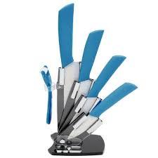 couteau cuisine ceramique kit couteaux en céramique de cuisine 4 couteau éplucheur support