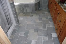 bathroom tile flooring ideas here s a cool floor tile pattern using squares and rectangles