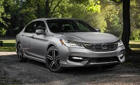 2016 honda accord v 6 sedan test u2013 review u2013 car and driver
