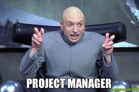 Meme Manager - project manager make a meme