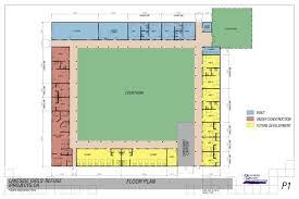 Floor Plan For Daycare La Buena Semilla