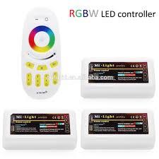 milight mi light dmx cct rgbw rgb led wifi controller for led
