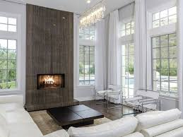 French Livingroom by Modern Living Room With French Doors U0026 Chandelier Zillow Digs