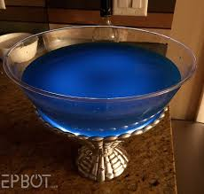 epbot diy pensieve punch a glowing shimmering drinkable potter