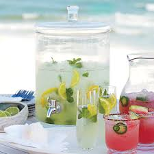 beach cocktails for a crowd coastal living