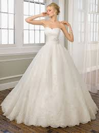 vintage lace ball gown wedding dress ipunya