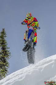 motocross snow bike catching up with brock hoyer u2013 fxr media