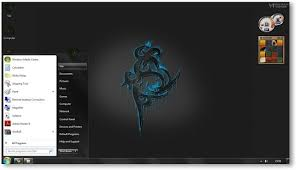 tribal arts theme for windows 7 and windows 8