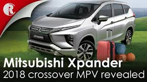 mitsubishi mpv mitsubishi blends mpv and suv in curious looking expander youtube