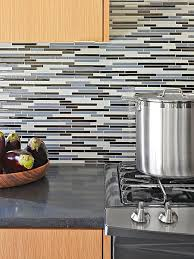 Kitchen Backsplash Glass Tiles Glass Tile Backsplash Inspiration
