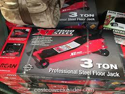 Arcan Car Jack by Arcan Xl3000 3 Ton Professional Steel Floor Jack Costco Weekender