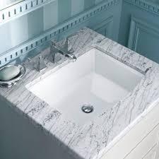 square undermount bathroom sinks create the simple bathroom sink