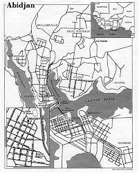 Louisiana Cities Map by