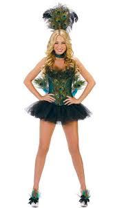 Vegas Showgirl Halloween Costume Peacock Costume Ideas Peacock Costume Halloween Costume