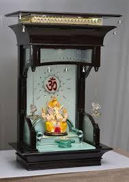 Pooja Room Cabinet Design Idea